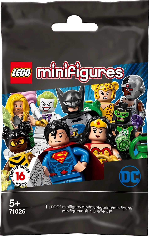 LEGO DC Super Heroes Minifigures Nr. 71026 1x Tüte | eBay